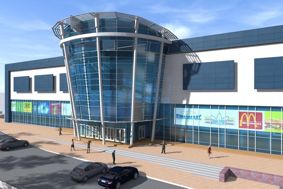 Торгово-развлекательный центр «Сити-Парк»