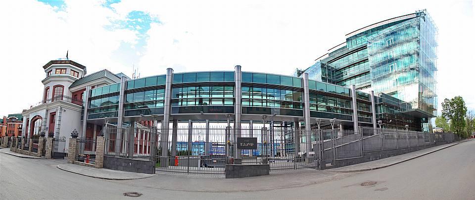 2-ое офисное здание ОАО «ТАИФ»