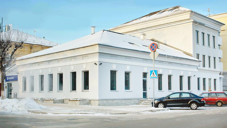 «Газпромбанк», филиал в г. Киров