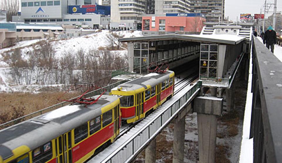 Волгоградский метрополитен