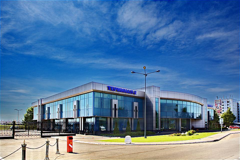 Международный аэропорт «Казань»